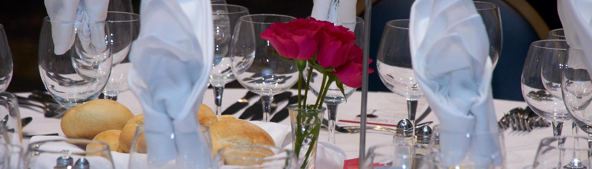 Nittany Lion Inn Banquet setup